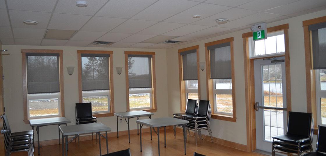 Lochaber - Community Room Setup